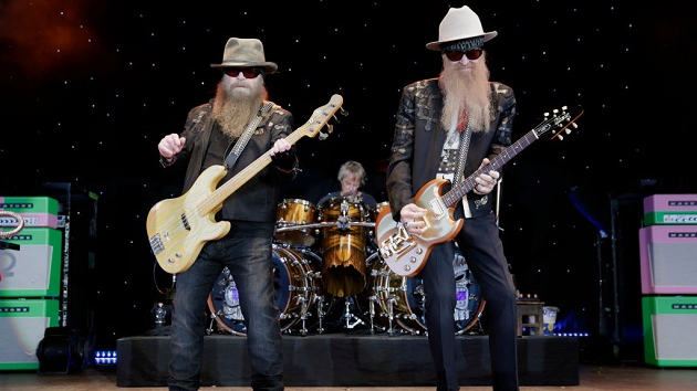 ZZ Tops Billy Gibbons Stopping by Aztec Theatre Following